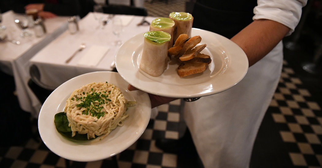 L'Express, the Beloved Montreal Bistro Where So Much Began