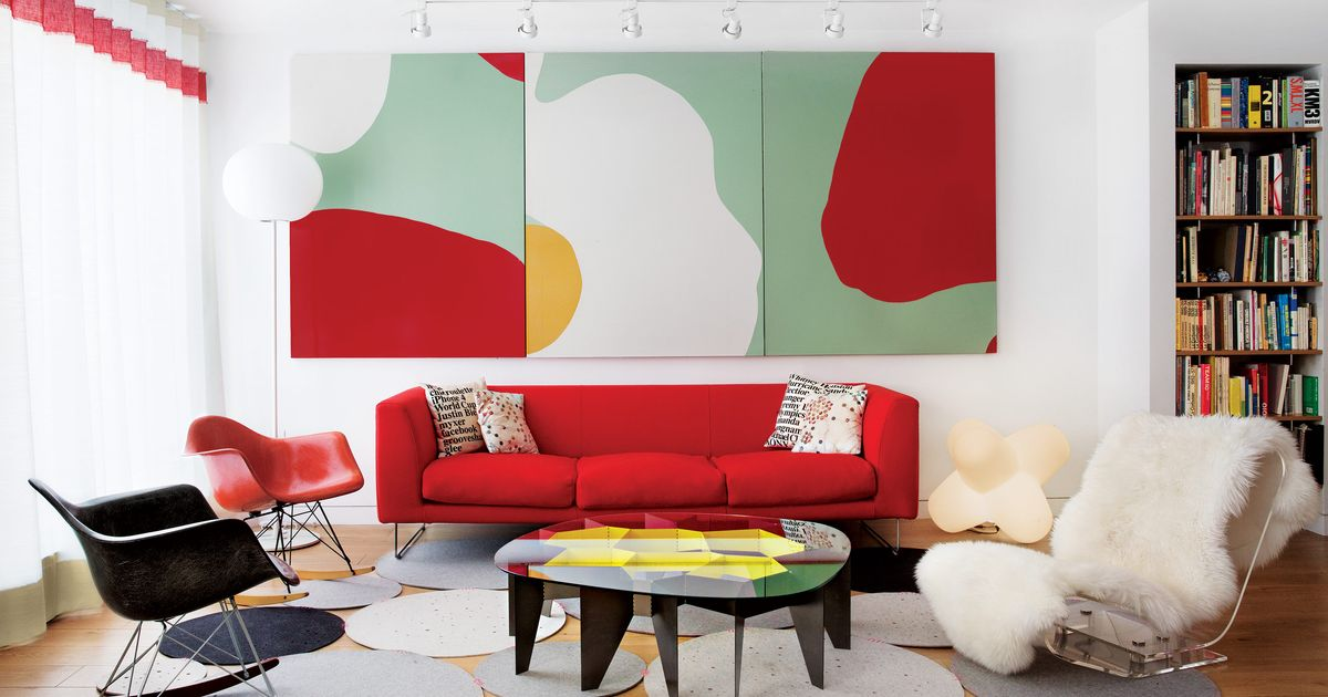 New York Design Hunting - See Fascinating Homes From the Winter Issue on NBC New York's Open House -